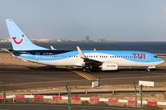 D-AHFT_03 (GH@BHD) Tags: dahft boeing 7378k5 tuifly arrecifeairport lanzarote 737 738 737800 b737 b738 x3 tui ace gcrr arrecife aircraft aviation airliner