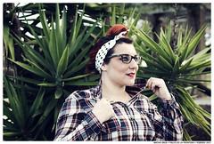 - - (Matías Brëa) Tags: mujer woman girl retrato color portrait model modelo