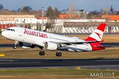 Austrian Airlines A320-200 OE-LBS @ TXL (MASAviation) Tags: aviation avgeek avion aviator aviationpic aviationphotography avporn aviationdaily aviationpicture spotter spotting berlin tegel