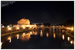 Rome_2013_DSC05208 (KptnFlow) Tags: italie italia rome roma ponte santangelo pont saintange chateau castel castle bridge