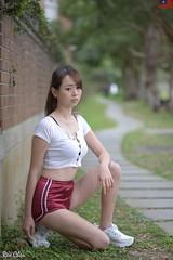 小姿姿 (玩家) Tags: 2020 台灣 台北 台大 人像 外拍 正妹 模特兒 小姿姿 戶外 定焦 無後製 無修圖 taiwan taipei portrait glamour model girl female jessie outdoor d610 85mm prime