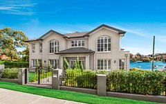 1 Beach Street, Tennyson Point NSW