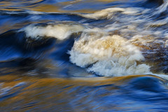 Riverflow (tonguedevil) Tags: outdoor outside countryside winter nature river tees teesdale water afternoon colour light shadows sunlight
