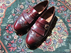Allen Edmonds Canterbury (Michael A2012) Tags: allen edmonds canterbury strap loafer slip kiltie buckle brogue wingtip long wing