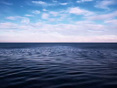 Irish sea (turgidson) Tags: studio lens four lumix prime raw g 9 panasonic developer micro pro pancake 20mm asph dmc thirds f17 m43 silkypix g9 primelens mirrorless lumixg microfourthirds 20mmf17 hh020 20mmf17asph panasonic20mmf17asph panasonicg9 panasoniclumixdmcg9 silkypixdeveloperstudiopro9 p1045599 blue ireland sea irish mer coast la horizon coastal wicklow bray lamer irishsea water january calm harbor harbour