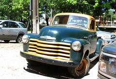Chevrolet 3100 1950 (RL GNZLZ) Tags: chevroletpickup 3100 1950 camionetas