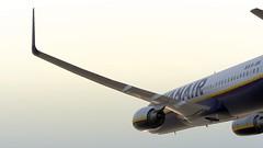 b738 - 2020-01-12 20.29.54 (Rell Brown) Tags: ryanair xp11 xplane b737 b738 737ng 737800 eastern southwest