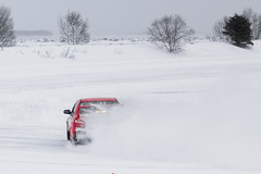Drift (Cindy's Here) Tags: drift iceracing ice snow obscureobscured 77 120in2020 thunderbay ontario canada canon