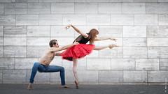 Saliendo de ahì (neil_reyes) Tags: vitacura santiagometropolitanregion chile boy man street dance woman girl city urban black ballet region metropolitan santiago