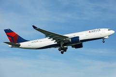 N857NW - Airbus A330-223 - Delta - KATL -  Jan 2020 (peachair) Tags: n857nw airbus a330 a330200 delta katl atl 633 takeoff