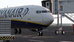 b738 - 2020-01-12 21.29.27 (Rell Brown) Tags: ryanair xp11 xplane b737 b738 737ng 737800 eastern southwest