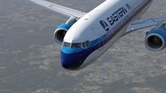 b738 - 2020-01-12 09.53.07 (Rell Brown) Tags: ryanair xp11 xplane b737 b738 737ng 737800 eastern southwest