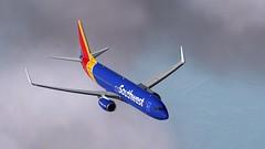 b738 - 2020-01-11 14.50.59 (Rell Brown) Tags: ryanair xp11 xplane b737 b738 737ng 737800 eastern southwest