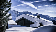 _SG_2019_12_8525_1_IMG_7385 (_SG_) Tags: schweiz suisse switzerland daytrip tour wandern hike hiking riederalp moosfluh canton valais aletsch glacier bernese alps winter aletscharena snowseason wallis cable car