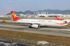B-5905 #hainanairlines #shenzhen (Spotter Jaylee) Tags: hainanairlines shenzhen