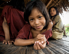 Ashaninka (pguiraud) Tags: ashaninka kampa campa acre serge guiraud jabiru prod brésil brasil brazil amazonie amazone amazon amazonia indien indian indio indiens indiensdamazonie povos indigenas amérindiens portrait retrato jeunes filles
