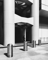 Shady Character (Andrew G Robertson) Tags: hong kong street photography minimal