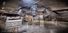TUPOLEV SB-2 (juan carlos luna monfort) Tags: avion plane historia historico centred´aviaciohistoricalasenia cahs hdr lasenia montsia tarragona nikond810 irix15 calma paz tranquilidad