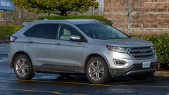 2016 Ford Edge (mlokren) Tags: 2020 car spotting photo photography photos pic picture pics pictures pacific northwest pnw pacnw oregon usa vehicle vehicles vehicular automobile automobiles automotive transportation outdoor outdoors fomoco motorcraft 2016 ford edge suv cuv crossover silver