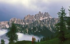 Croda da Lago (Vid Pogacnik) Tags: italy dolomiti dolomites landscape mountain crodadalago outside outdoors hiking