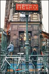 Station Lepeltier * Paris (sistereden2) Tags: café foveon dp2merrill sigma