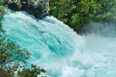 Final Drop (fate atc) Tags: hukafalls laketaupooutflow nz newzealand northisland taupo waikato waikatoriver water rapid waterfall 200000 litres per sec