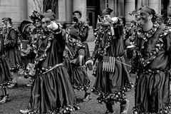 Mummers New Year's Day Parade, 2020 (Alan Barr) Tags: philadelphia 2020 mummer mummersparade mummers newyear street sp streetphotography streetphoto blackandwhite bw blackwhite mono monochrome candid city people olympus omd em1ii