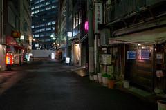 Yanagibashi, Meieki 4-chome, Nagoya (kinpi3) Tags: 日本 名古屋 柳橋 japan nagoya night street ricoh gr yanagibashi meieki