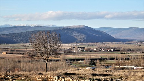 Paisaje desde Numancia, Garray - Soria
