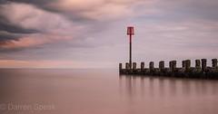Bridlington shoreline. (Darren Speak) Tags: summer canon70d coast holiday yorkshire