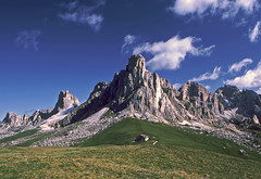 Passo Giau (Vid Pogacnik) Tags: italy dolomiti dolomites landscape mountain passogiau outdoors outside hiking