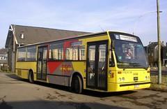 4 736 22 (brossel 8260) Tags: belgique bus tec namur luxembourg sncv