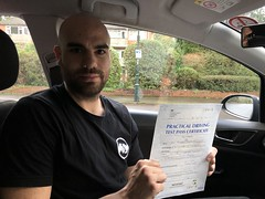 Massive congratulations to Mike Brillant passing his driving test with only four minor faults!   www.leosdrivingschool.com  WARNING: Getting your license is a good achievement however being a SAFE driver for life is the biggest achievement!