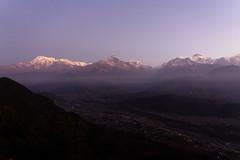 Himalayas view from Sarangkot hill (huzu1959) Tags: sarankot pokhara nepal sunrise a7ii alpha7ii sonya7ii alphaa7ii sonyalpha7ii sonyalphaa7ii sony fe24240mmf3563oss