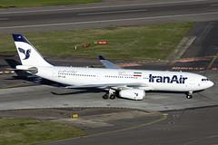 EP-IJA_AirbusA330-200_IranAir_LHR (Tony Osborne - Rotorfocus) Tags: airbus a330 a330200 iran iranair london heathrow airport egll lhr 2020