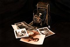 Old School (aj.lindeboom) Tags: stilleven camera oud