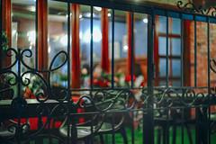2100/1727 (june1777) Tags: snap street alley seoul night light bokeh sony a7ii helios 442 58mm f2 russian m42 4000 clear shinchon vin2