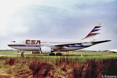CSA A310 OK-WAB (Adrian.Kissane) Tags: 567 1998 a310 okwab shannonairport shannon csa