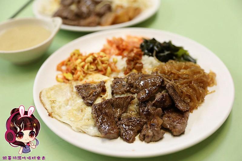 仁川韓式鐵板烤肉定食安居街捷運六張犁麟光站53