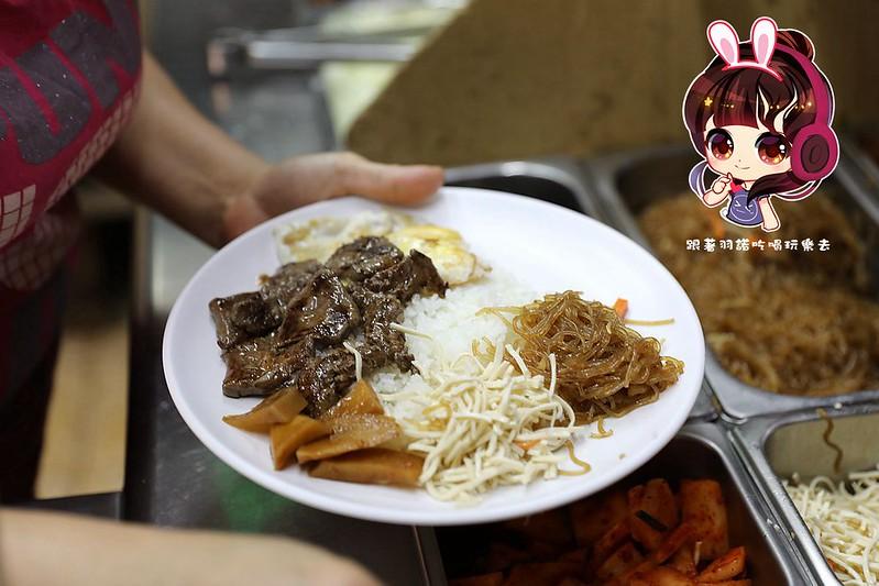 仁川韓式鐵板烤肉定食安居街捷運六張犁麟光站29