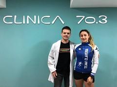 Presentación Nacho Gálvez grupo entrenamiento Team Clavería 11