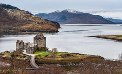 Eilean Donan Castle 16-Nov-19 G_007 (gomo.images) Tags: 2019 country holiday isleofskye occasions scotland years
