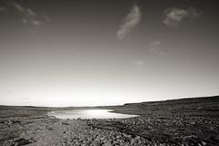 on the plateau (lawatt) Tags: lake rocks landscape plateau silver westfjords iceland sonya7 zeiss flektogon 20mm desat