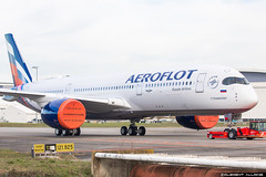 Aeroflot - Russian Airlines Airbus A350-941 cn 383 F-WZGT // VQ-BFY (Clément Alloing - CAphotography) Tags: aeroflot russian airlines airbus a350941 cn 383 fwzgt vqbfy toulouse airport aeroport airplane aircraft flight test canon 100400 spotting tls lfbo aeropuerto blagnac airways aeroplane engine sky ground take off landing 5d mark iv avgeek avgeeks planespotter spotter news aviation daily insta avnerd planeporn megaplane avitionnews dailynews