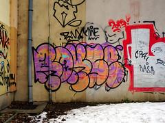 Graffiti in Bratislava 2019 (kami68k [Graz]) Tags: bratislava 2019 graffiti illegal bombing throwup throw up rokse