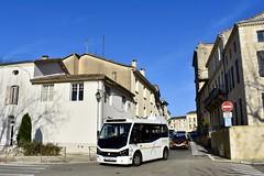 Marmande - Karsan Jest - 28/12/18 (Jérémy P.) Tags: karsan jest evalys fiageo marmande lotetgaronne minibus transports transportsencommun