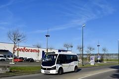 Marmande - Karsan Jest - 28/12/18 (Jérémy P.) Tags: karsan jest evalys fiageo marmande lotetgaronne minibus transports transportsencommun conforama