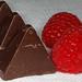 013/366 Toblerone triangle and raspberries