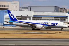 JA810A All Nippon Airways - ANA  Boeing 787-8 Dreamliner (阿樺樺) Tags: ja810a allnipponairways ana boeing 7878 dreamliner