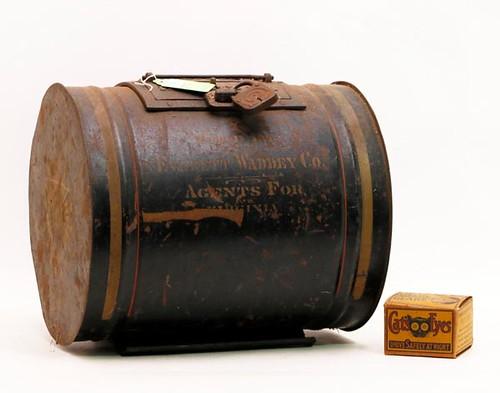Hightown Ballot Voting Tin Box (224.00)